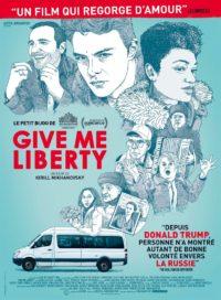 Give me liberty (VO)